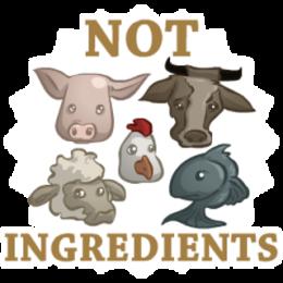 Vegan stickers by Haydar messages sticker-2