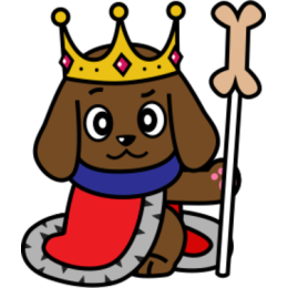 Miss Muddy Puppy stickers for iMessage messages sticker-10
