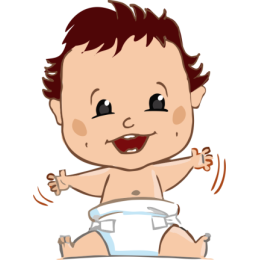 Baby - stickers by Weds for iMessage messages sticker-8