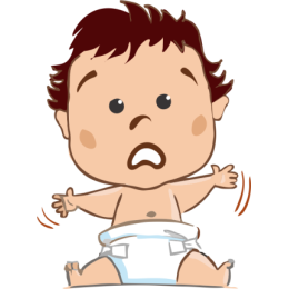 Baby - stickers by Weds for iMessage messages sticker-2