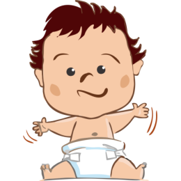 Baby - stickers by Weds for iMessage messages sticker-7