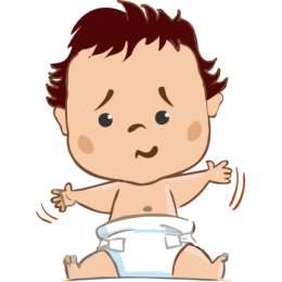 Baby - stickers by Weds for iMessage messages sticker-0