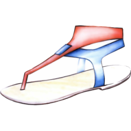 Female Shoes stickers by Weds for iMessage messages sticker-10