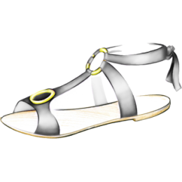 Female Shoes stickers by Weds for iMessage messages sticker-6