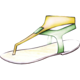 Female Shoes stickers by Weds for iMessage messages sticker-4