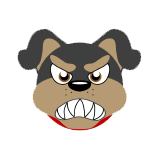Dog moji - Dog Sticker Pack for Dog Lovers messages sticker-8