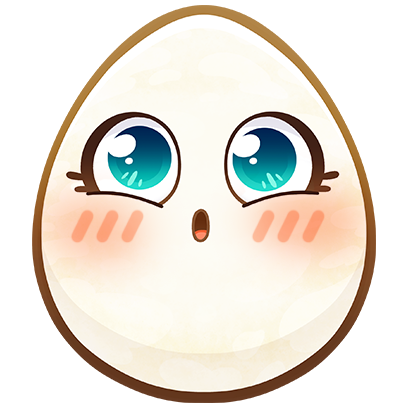 Egg! Sticker Pack messages sticker-1
