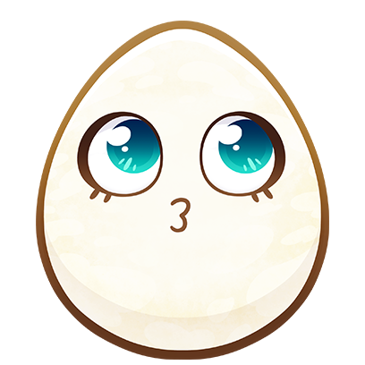 Egg! Sticker Pack messages sticker-4