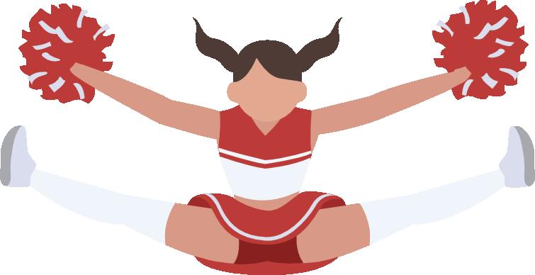 Cheerleader - Sticker Pack messages sticker-0
