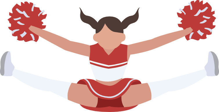 Cheerleader - Sticker Pack messages sticker-0