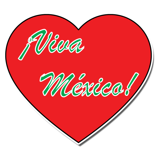Viva Mexico - Stickers messages sticker-7
