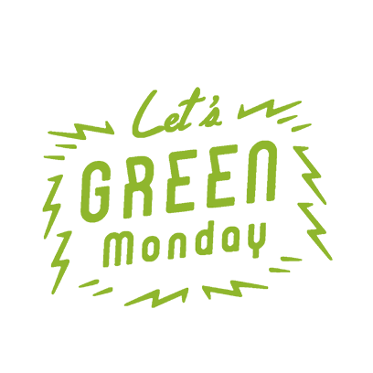 Green Monday Stickers messages sticker-3