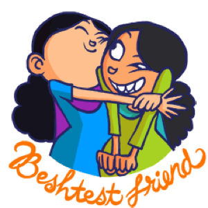 Chumbak Expressions Sticker Pack messages sticker-2