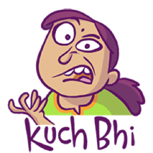 Chumbak Conversations Sticker Pack messages sticker-11