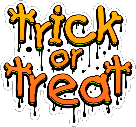 Funny Foods Halloween sticker pack free messages sticker-0