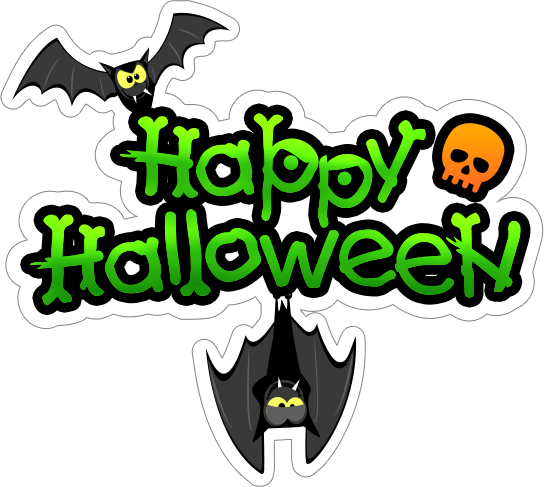 Funny Foods Halloween sticker pack free messages sticker-8