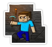 Craft Stickers for Minecraft Fans messages sticker-0