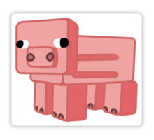 Craft Stickers for Minecraft Fans messages sticker-2