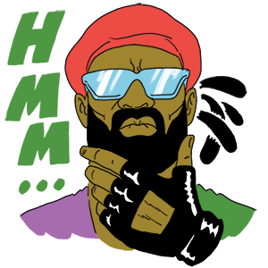 Major Lazer Stickers messages sticker-4