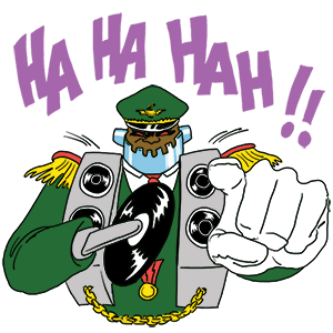 Major Lazer Stickers messages sticker-3