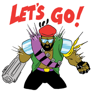 Major Lazer Stickers messages sticker-5