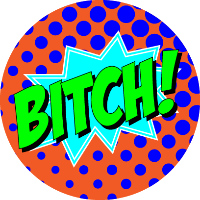 Sassy Superhero Stickers messages sticker-1