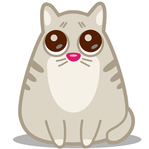 Cat Stickers Pack messages sticker-0