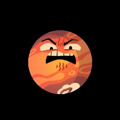 Planet Pals Free messages sticker-5