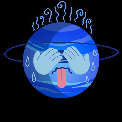 Planet Pals Free messages sticker-9