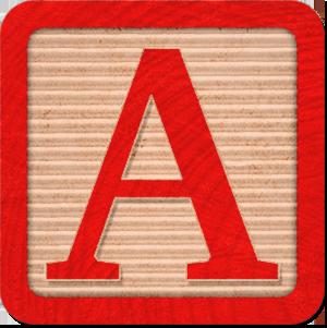 Alphabet Blocks Stickers messages sticker-0