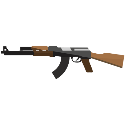 AMMOJI - Guns & Military Stickers messages sticker-9