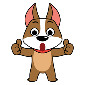 Emoji World: Digg-ity Dog messages sticker-6