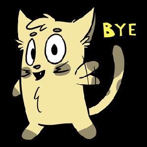 Emoji World: Sammy The Confused Cat messages sticker-11