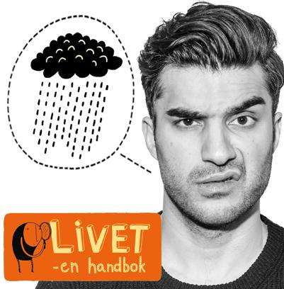 Livet – en handbok:  Stickers från boken av Farzad messages sticker-3
