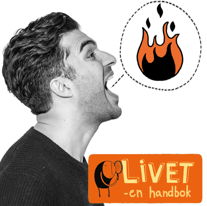 Livet – en handbok:  Stickers från boken av Farzad messages sticker-6