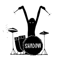 Shadow Stickers messages sticker-7