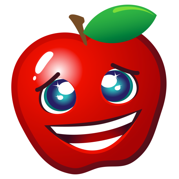 Fruity Blast Stickers : Funny Fruits messages sticker-11