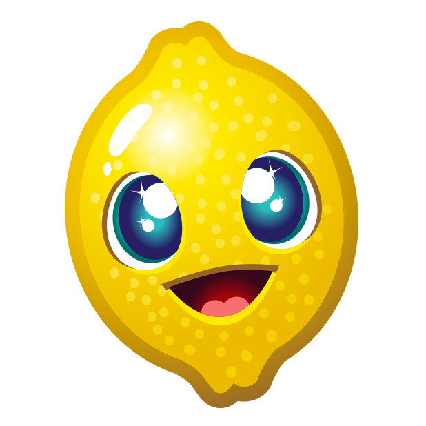 Fruity Blast Stickers : Funny Fruits messages sticker-0