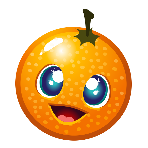 Fruity Blast Stickers : Funny Fruits messages sticker-6