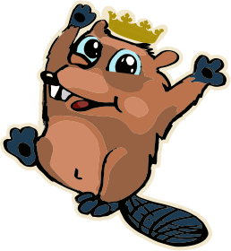 Beaver Time - stickers, emojis, smiles messages sticker-3