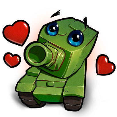 WoT Blitz Emotions messages sticker-4