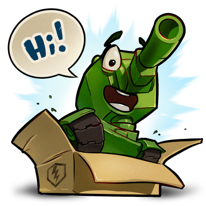 WoT Blitz Emotions messages sticker-1