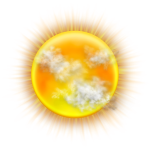 Weather Stickers for Message messages sticker-0