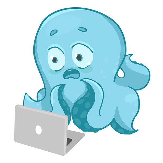 Amazing Octopus messages sticker-7