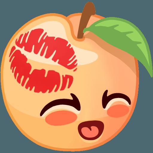 Fruitables VK messages sticker-6