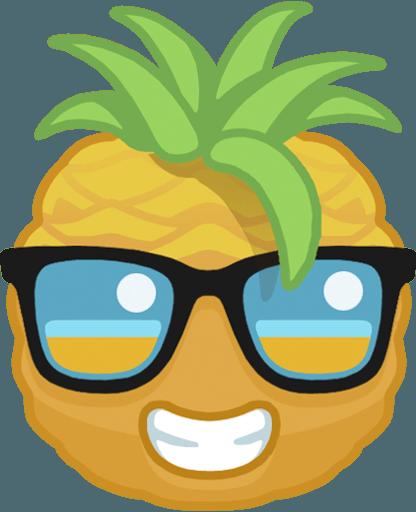 Fruitables VK messages sticker-7
