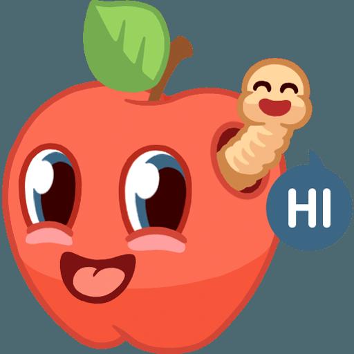 Fruitables VK messages sticker-0