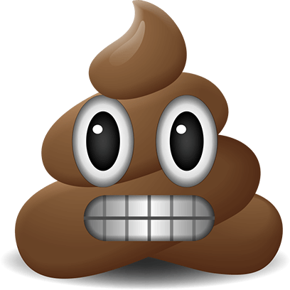 Poop Emoji Stickers messages sticker-10