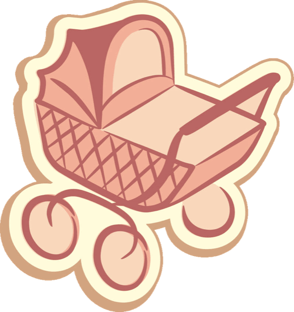 Cute Baby Stickers! messages sticker-10
