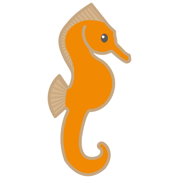 Mordinary Sealife messages sticker-3